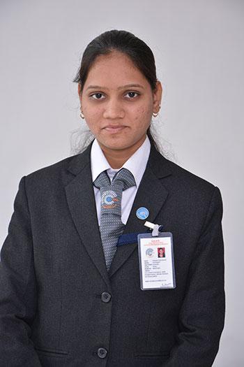 Ms. Pranali Shewale