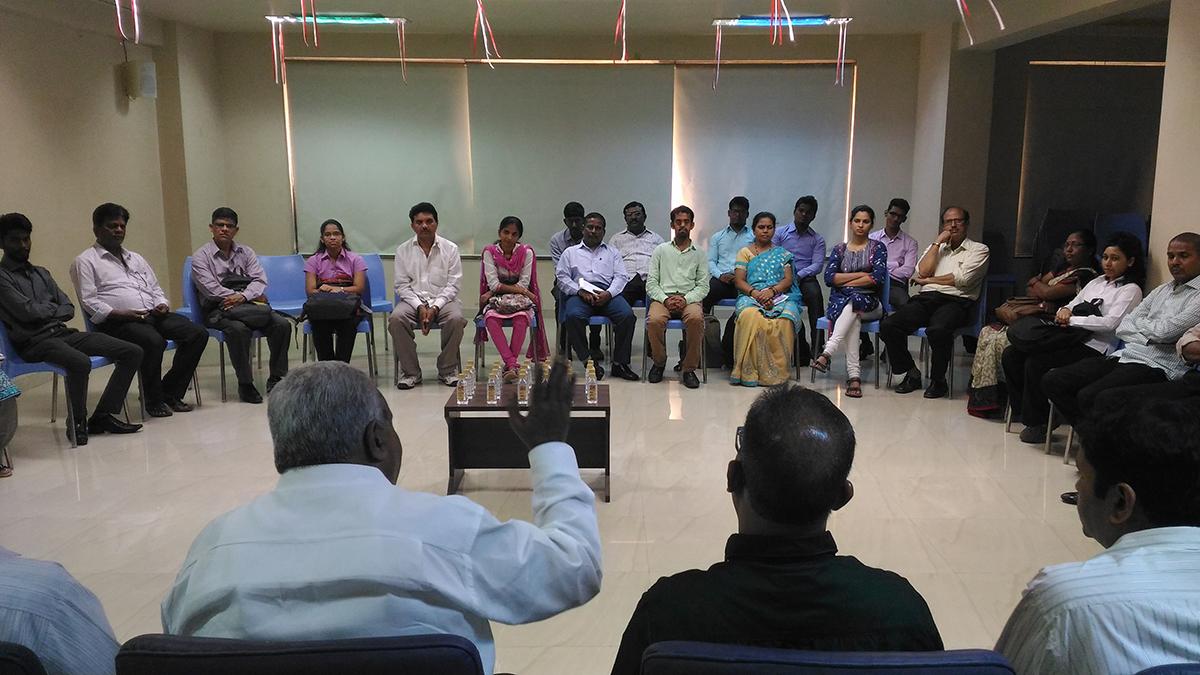 External Events 2013-14 | AMSIMR Aruna Manharlal Shah